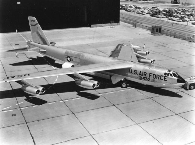 B-52G Roll Out