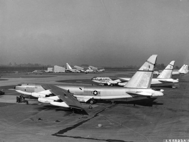 B-52s at Castle
