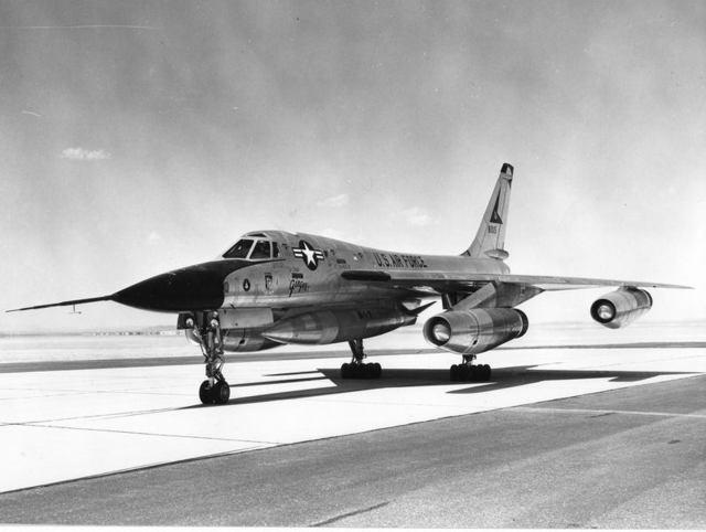 B-58 Ginger