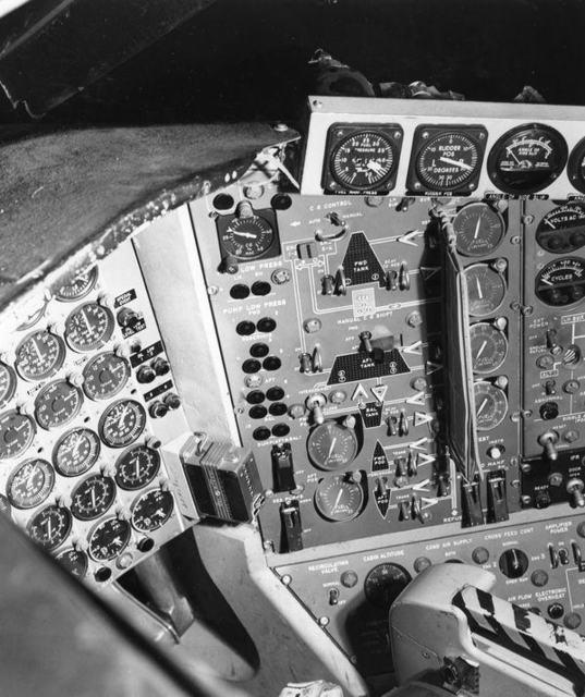 B-58 Interior 1