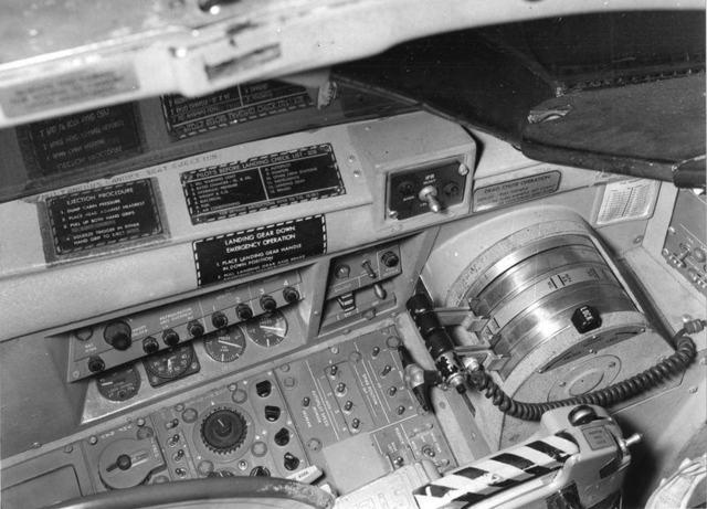 B-58 Interior 2