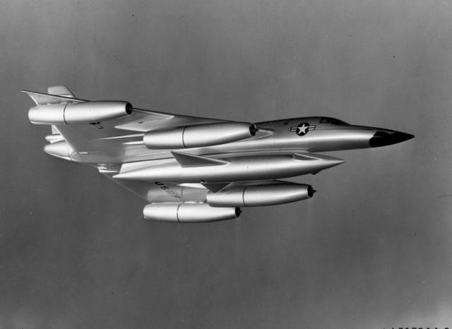 B-58 Model