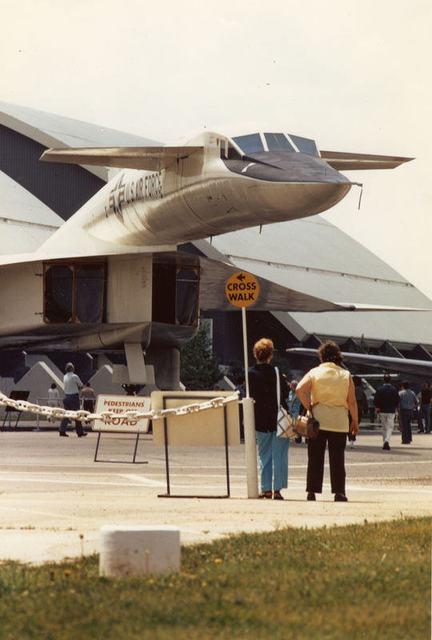 B-70 at Museum 1