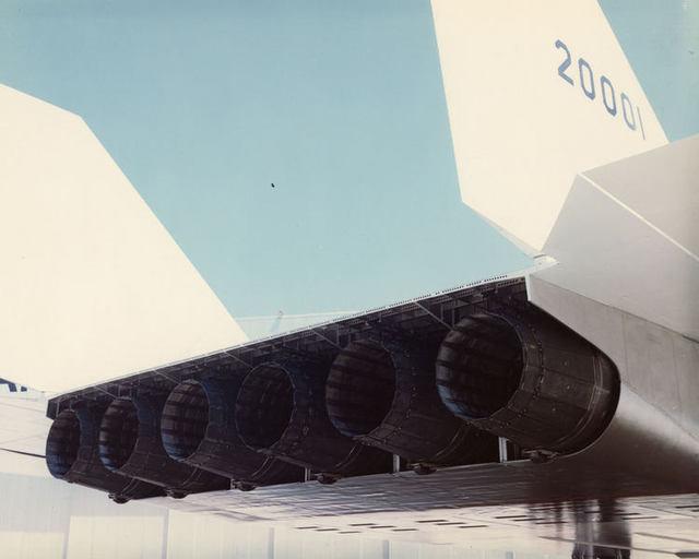 B-70 Six Pack