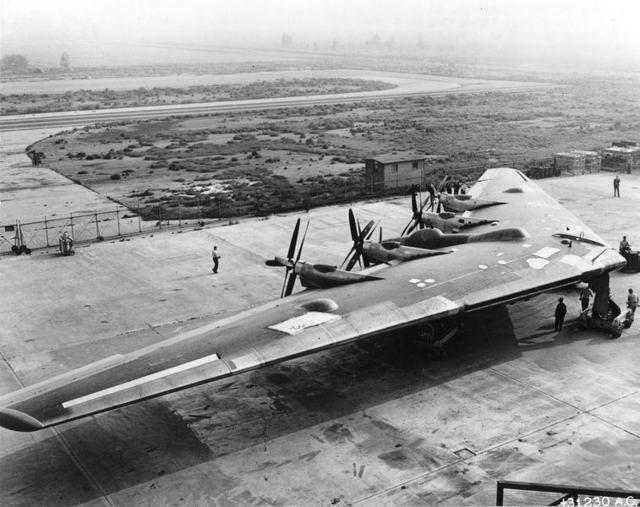XB-35 Hawthorne 1