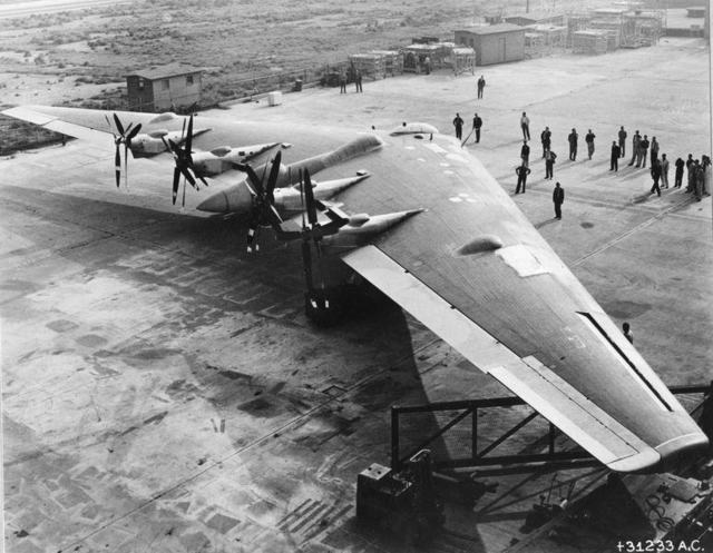 XB-35 Hawthorne 2