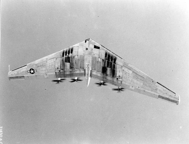 XB-35 Underneath 2