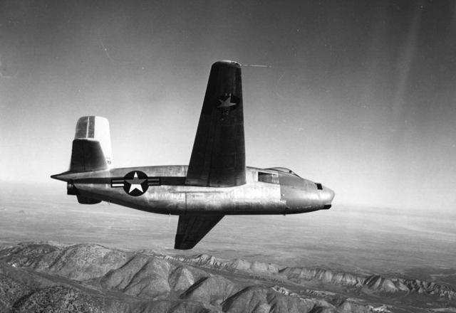 XB-43 Banking