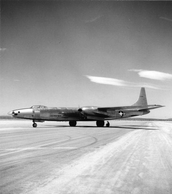 XB-46 Front Quarter 2