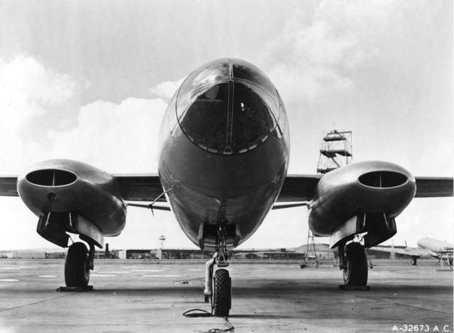 XB-46 Nose