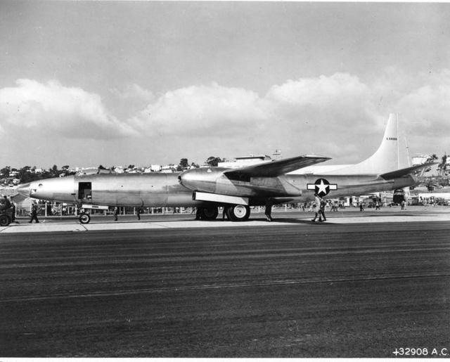 XB-46 San Diego