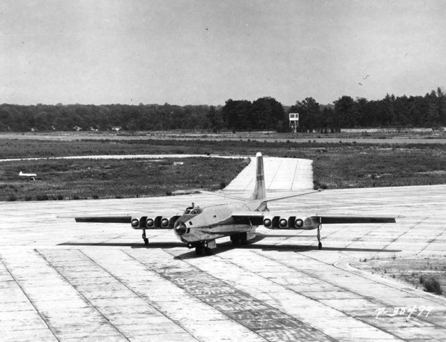 XB-48 Pax River 1