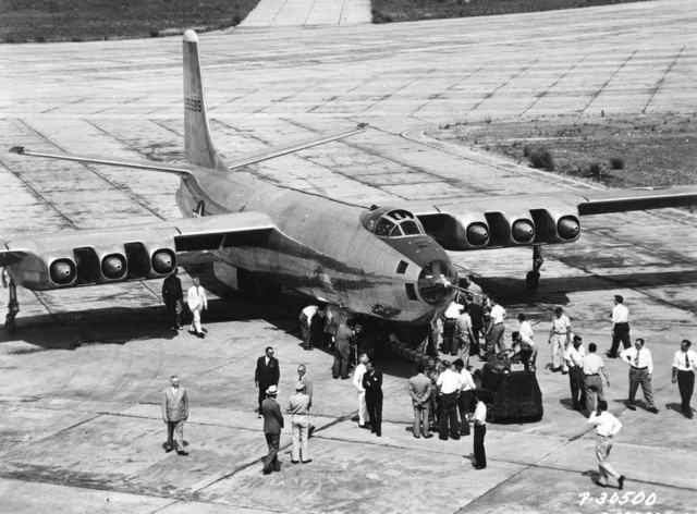 XB-48 Pax River 2