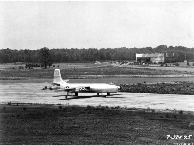 XB-48 Taxi