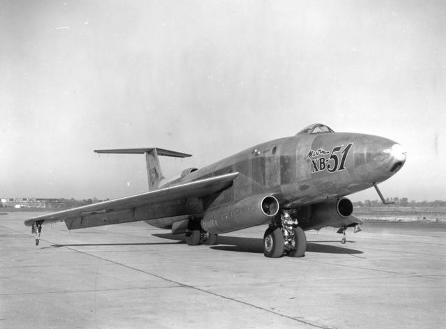 XB-51 Front Quarter 1