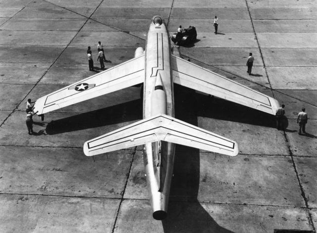 XB-51 High Rear