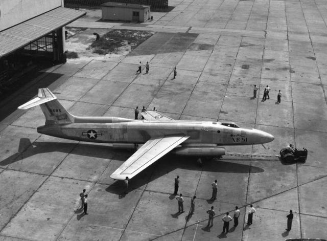 XB-51 High Side