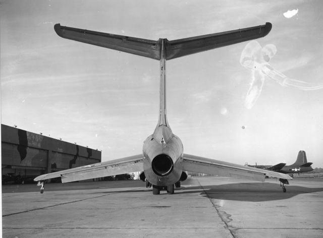 XB-51 Rear