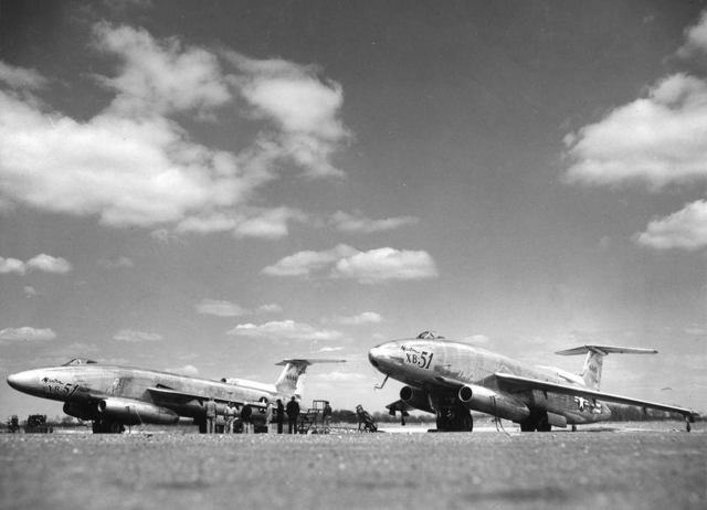 XB-51 Two Together