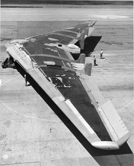YB-49 High Side