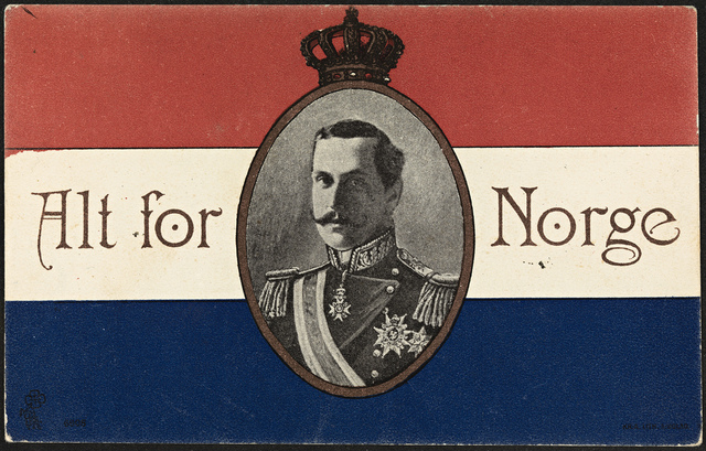 Alt for Norge / All for Norway