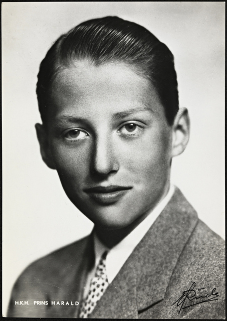 H. K. H. Prins Harald