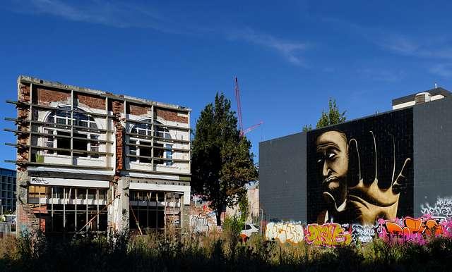 Urban Art Christchurch.