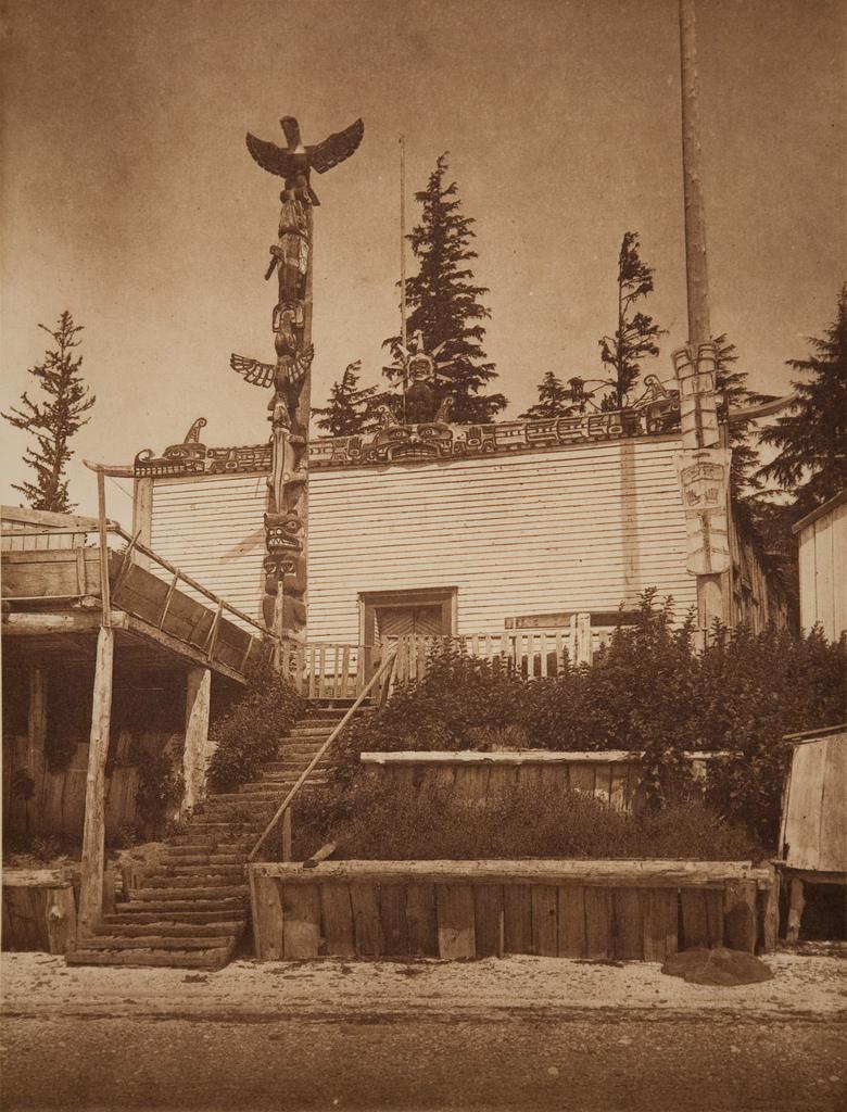 Tenktak House - Harocedown Island