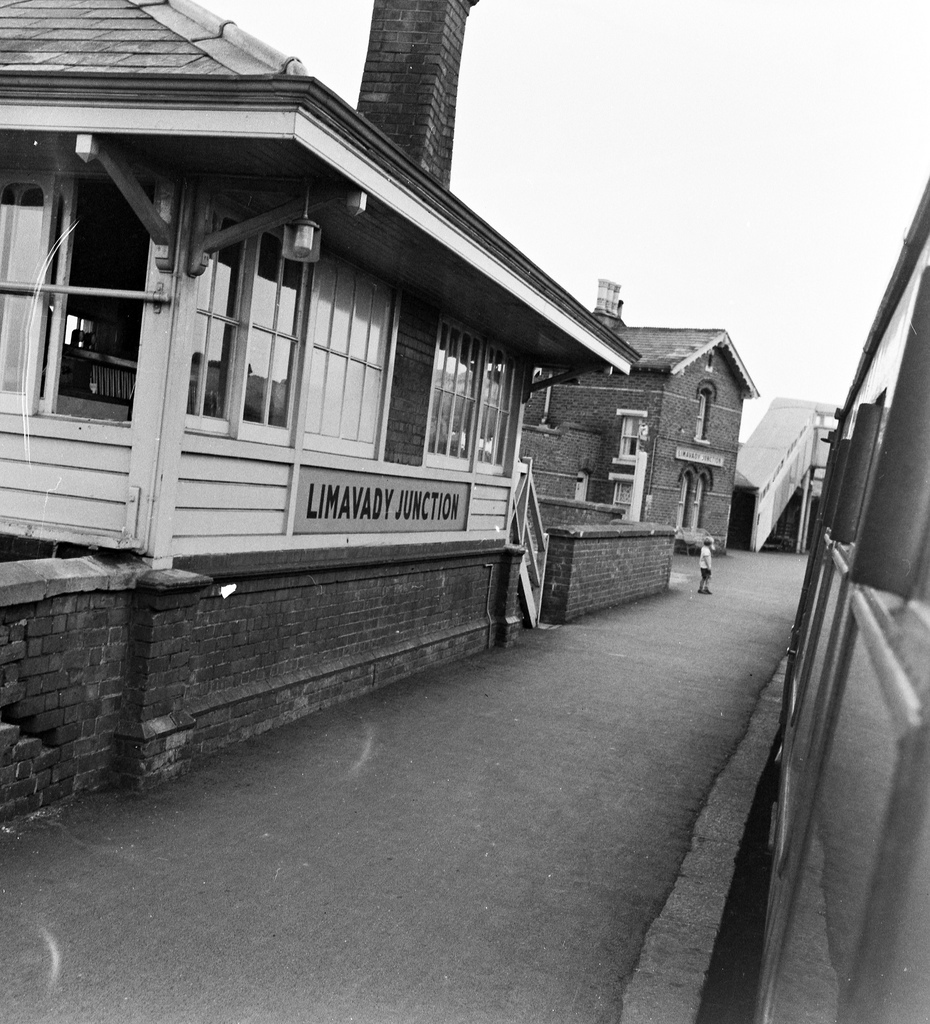 Limavady Junction Train Station