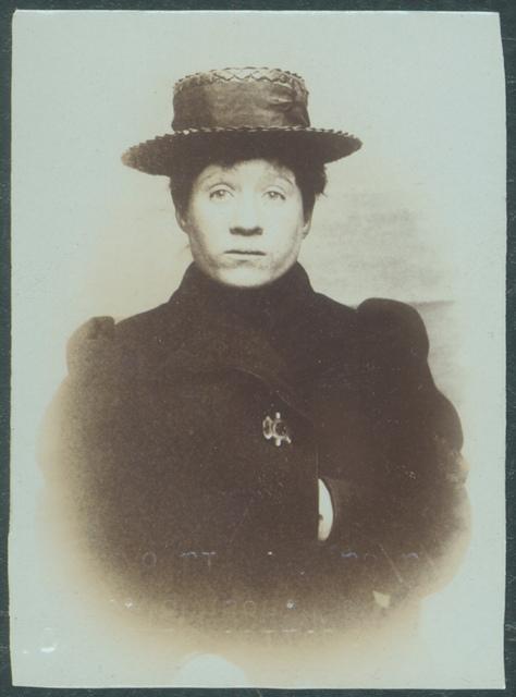 Isabella Tullock alias Tait alias Johnson alias Chambers