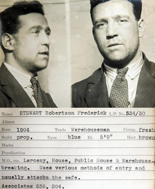 Robertson Frederick Stewart