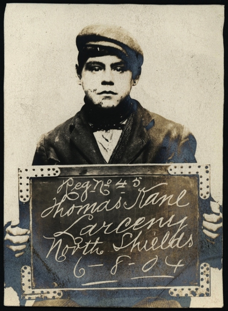 Thomas Kane, arrested for stealing a pony, harness and cart