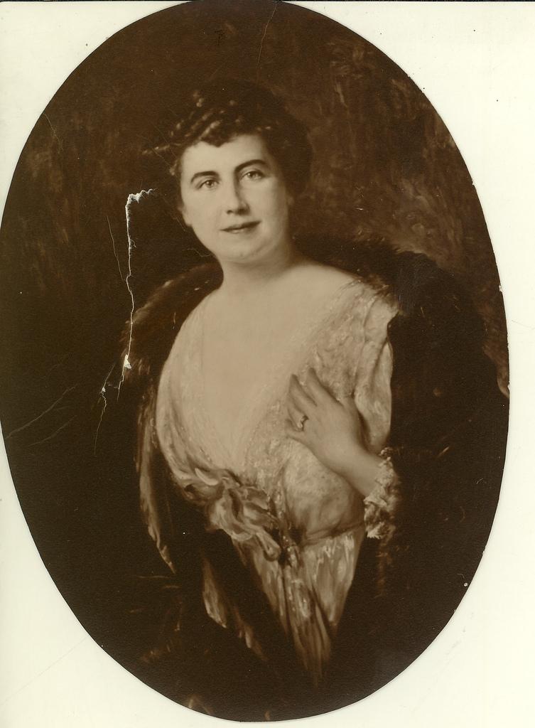 Edith Bolling Galt Wilson Portrait