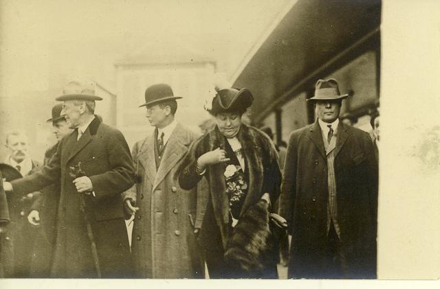 Woodrow Wilson and Ellen Axson Wilson