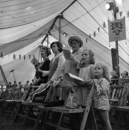 Urdd National Eisteddfod, Llanrwst 1968