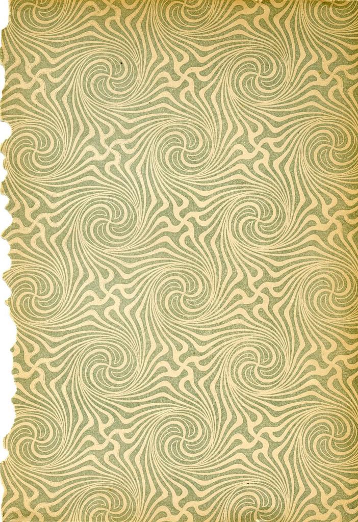 Yellow & green pattern