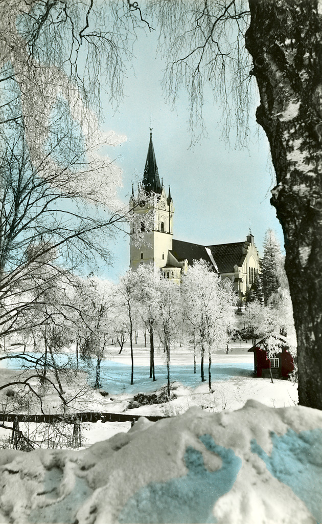 Sunne Church, Värmland, Sweden