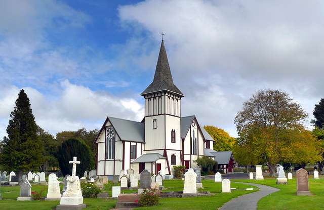 St Pauls Papanui. Christchurch. NZ