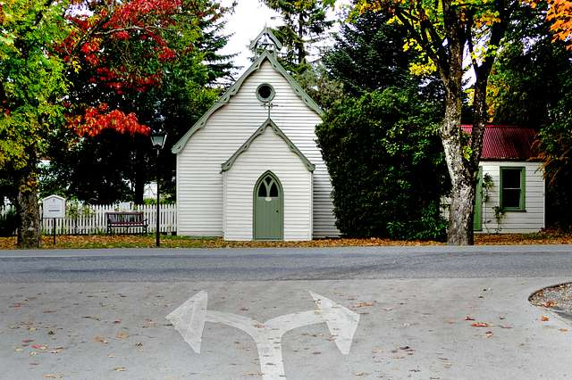St Paul's Arrowtown. Dont turn away.