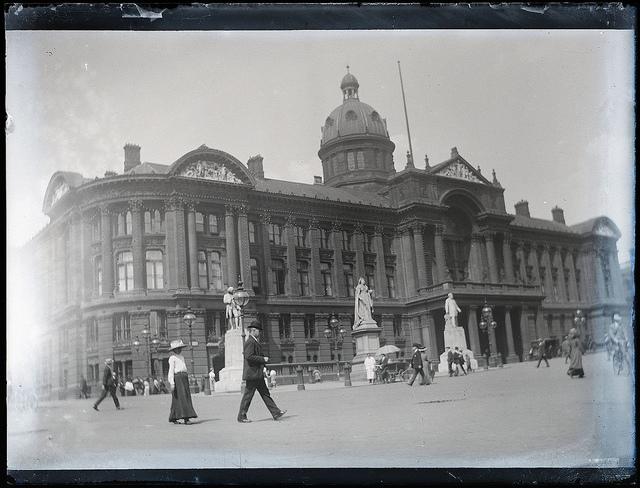Birmingham Council House, early 1900s