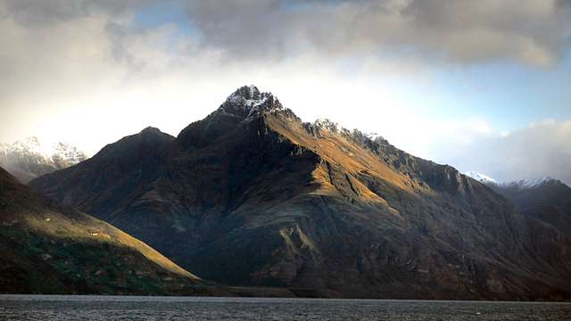 Walter Peak Otago. NZ