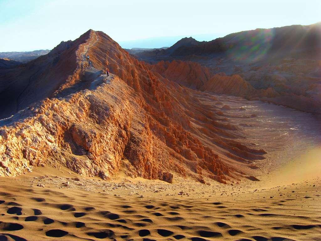 Valle De La Luna, II Región, Chile (Unsplash)