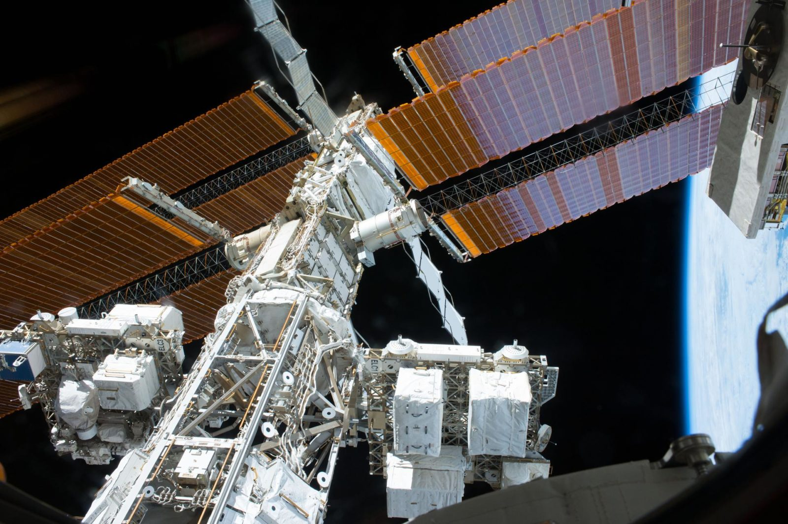 international space station tracking - HD 1600×1064