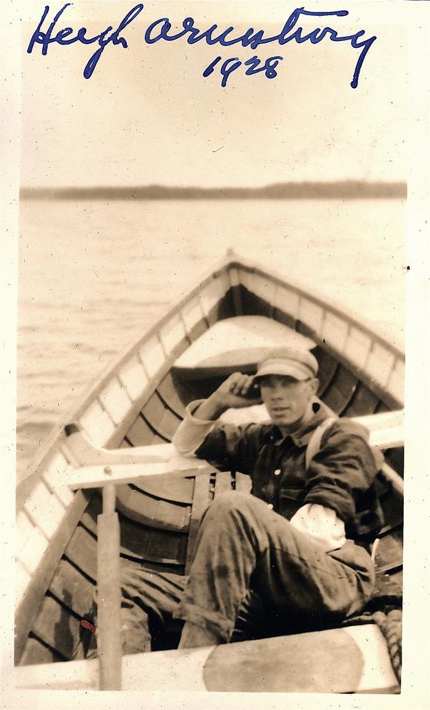 Armstrong, Hugh 1928