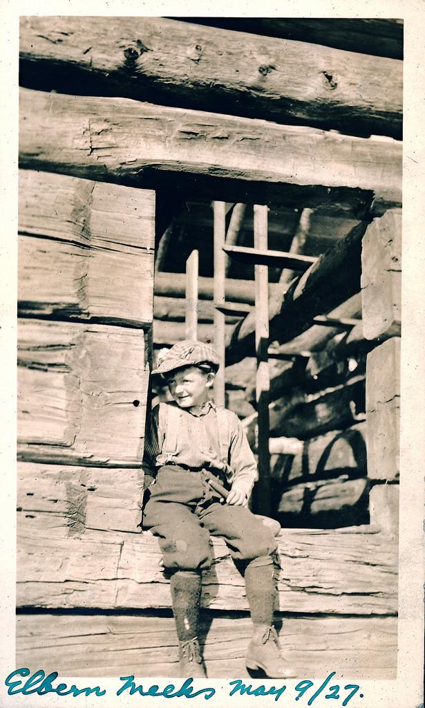 Elburn Meeks - 1927