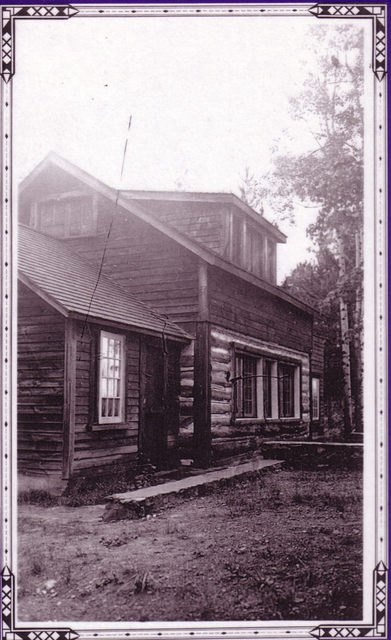 Bon Echo Inn - Greystones Cottage - 1925