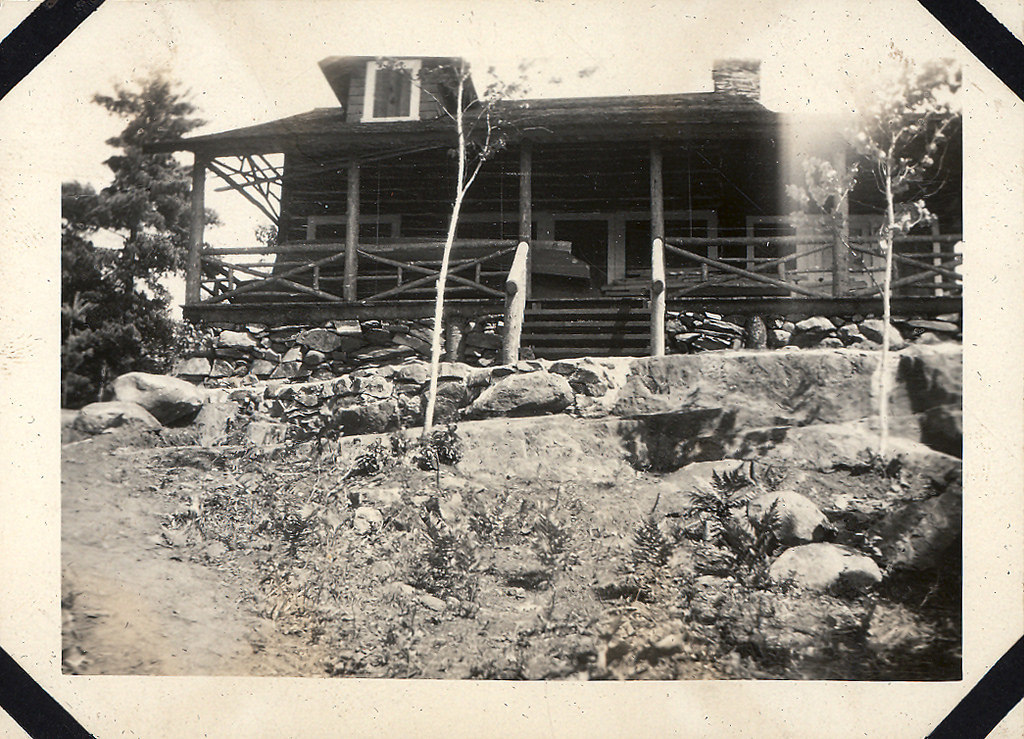 (Clayton) Moore's Cottage Loon Lake