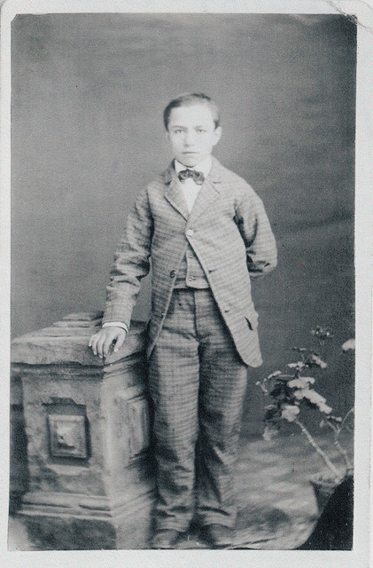 Charles Lessard circa 1881