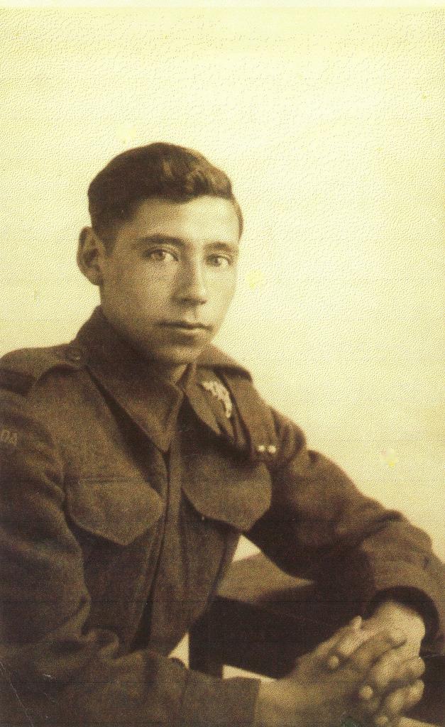 John Schwager - circa 1942