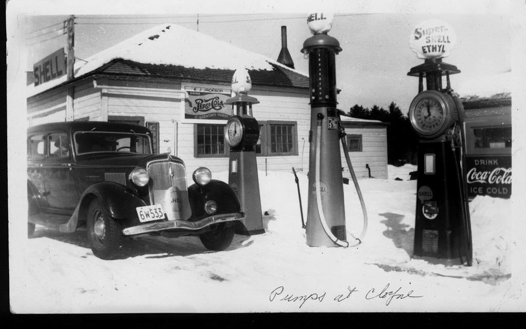 First Garage at Nowell Location - Cloyne